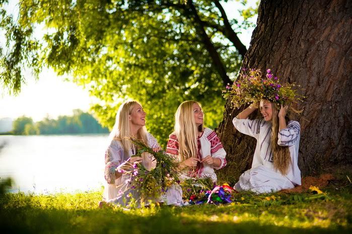 Зелені свята: обряди та звичаї святкування Трійці