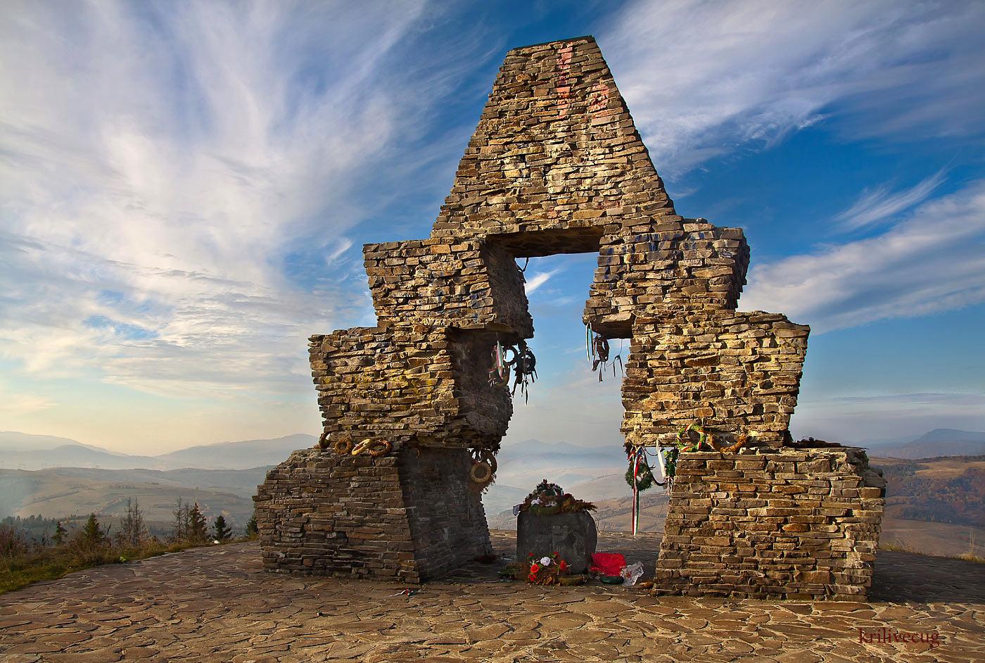 Цікаве Закарпаття: які історії приховують неймовірно красиві і загадкові закарпатські перевали