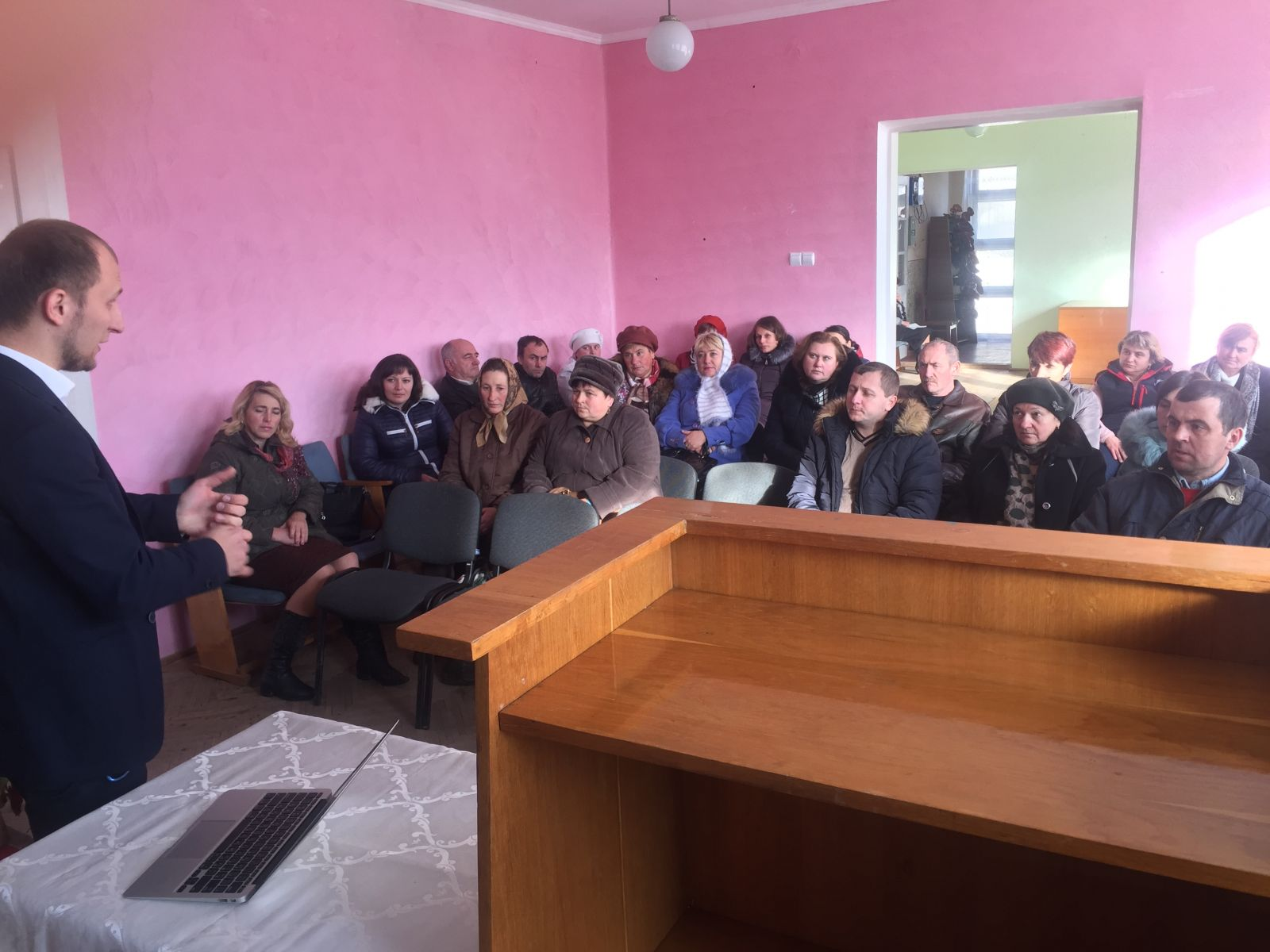 Майданська громада вирішила розпочинати процес створення ОТГ