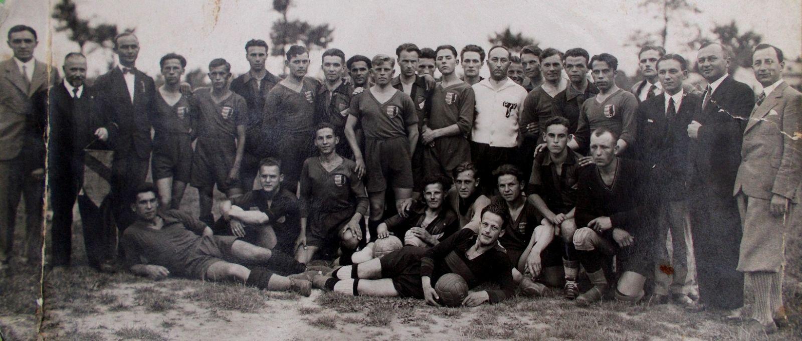 Втрачений Ужгород: історія життя вчителя і футболіста Федора Куруца (Фото)
