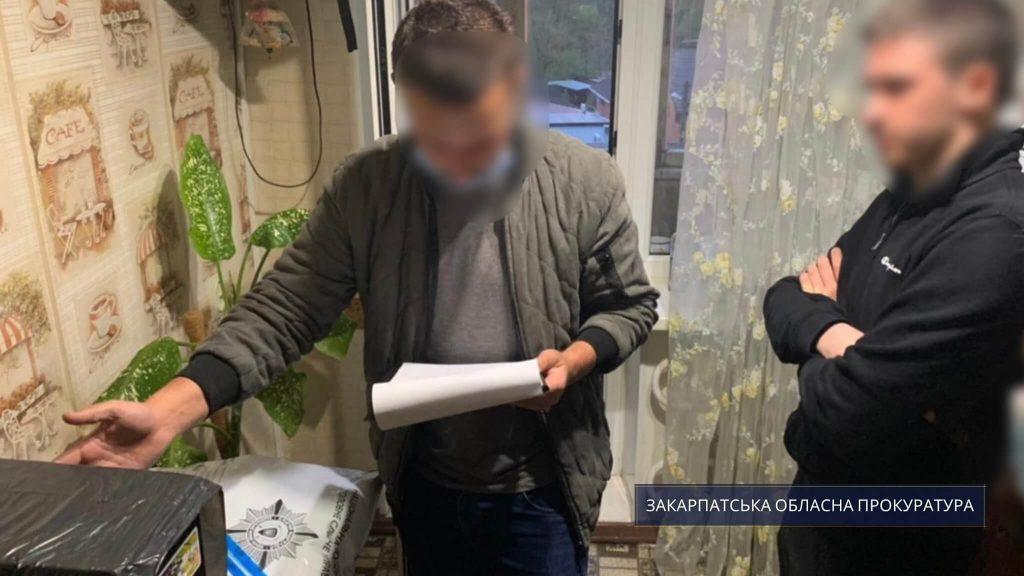 За розклеювання антиугорських листівок молодикам обіцяли заплатити по 200 доларів (Фото)