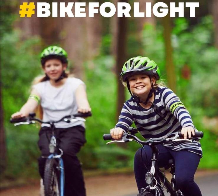 #bikeforlight: Закарпаття долучиться до благодійного велозаїзду