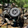 Потрощені автівки та купа сміття: у соцмережах оприлюднили наслідки повені на Рахівщині (Фотофакт)