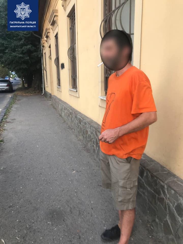 Потрійна автоаварія в Ужгороді: винуватця оштрафували на 55250 гривень (Фото)